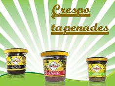 Crespo Tapenades