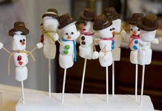 ... , mini chocolate chips, mint cookies, fruit roll ups, pretzel sticks