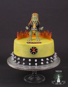 Hevisaurus kakku