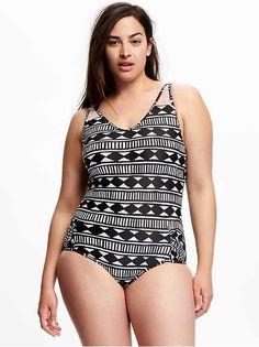 Women's Plus Size Clothes: 50% Off Swim | Old Navy