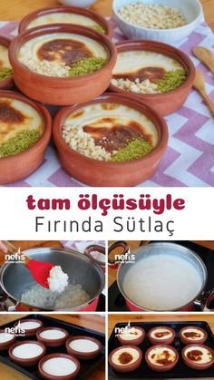 Turkish Recipes, Ethnic Recipes, Turkish Kitchen, Cooking Recipes, Healthy Recipes, Tart, Food To Make, Waffles, Good Food