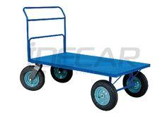 ID610 - Carro Plataforma 800Kg IDECAR