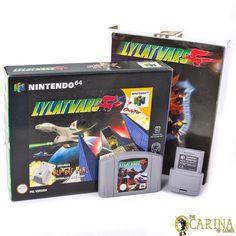 Big Box Lylat Wars Boxed - N64 Nintendo 64 Retro Game Cartridge UK PAL VGC in Video Games & Consoles, Games | eBay Game Sales, Games Consoles, Nintendo 64, Video Game Console, Video Games, War, Retro, Videogames, Video Game