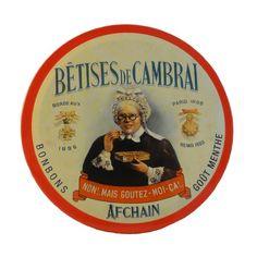 Achetez les Bêtises de Cambrai, sur l'épicerie fine en ligne E-gastronomie. Découvrez un large choix de Confiseries artisanales, bonbons anciens et bonbons traditionnels des spécialités régionales