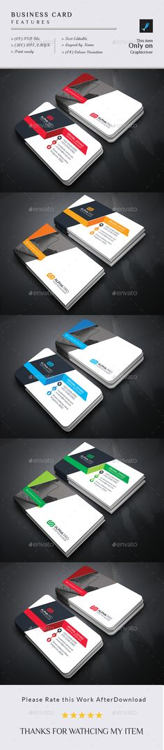 Business card bundle 2 in 1 pinterest business card business card bundle 2 in 1 pinterest business card templates business cards and corporate business reheart Images