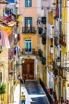 Lisbon, Portugal by Paul Donohoe