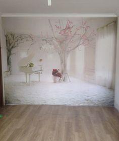 Qualquer tamanho personalizado pintura mural da parede 3D papéis de parede para sala de estar, moda Moderna bonita 2015 nova foto murais árvore papel de parede Loja Online   aliexpress móvel