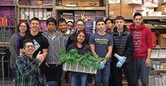 Schools nurture students' agriculture interests