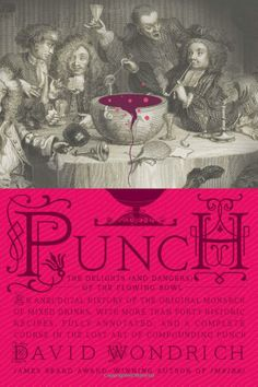 Perhaps the most convivial of all cocktails, Punch has a long history. This book goes back to its beginning and works forward to the present day, including lots of recipes from each different period.