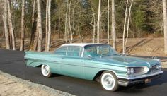 Learn more about Wide Track Debut: 1959 Pontiac Bonneville Sport Coupe on Bring a Trailer, the home of the best vintage and classic cars online.