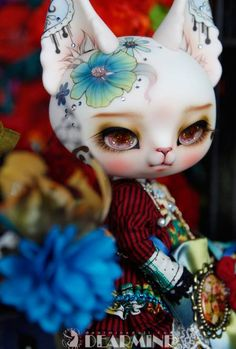 JenKat's Blog of dolls, animals, photography etc.