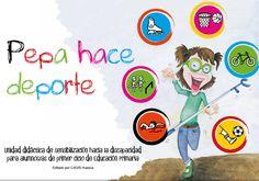 Algunos deportes en Lengua de Signos Española