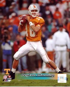 Peyton Manning - Tennessee Vols