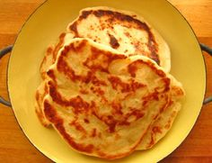 You can now enjoy homemade naan in your home, an abundance of it too!