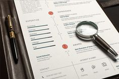 Resume & Cover by ResumeTools on Etsy