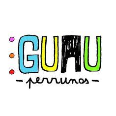 #Logo de #GuauPerrunos