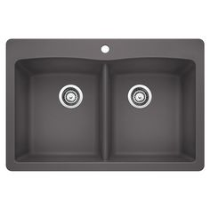 BLANCO Diamond Drop-In or Undermount Granite Kitchen Sink at Lowe's Canada
