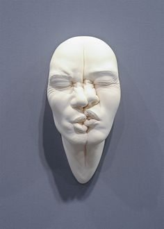 Comically Elastic Porcelain SculpturesArtist Johnson Tsang experiments with matter - identifying porcelain not as a brittle from, but flexible, elastic and more viscous than it's purposefully assigned. [[MORE]] Here the human psyche is taken from the...