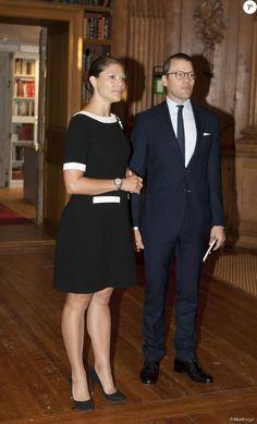 Princesse Victoria, enceinte : Camouflage chic de ses rondeurs naissantes...