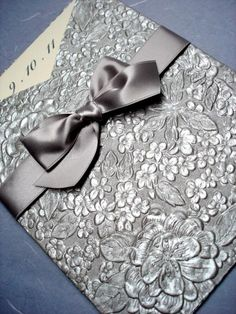 Wrapped In Elegance Silver