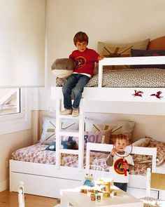 I like the design of the bunkbed