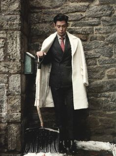 madeforbigbang:  © | T.O.P – 1st Pictorial Records 'From TOP' | 953 x 1280 | give credit.