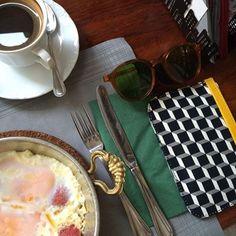 A good breakfast is the start of a great day! #breakfasttime #turkishbreakfast #corinnebrasserie #coffee #breakfastcoffee #teatime #corinnehotel #istanbul