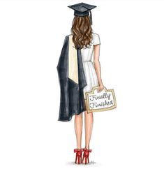 New fashion drawing sketches illustration chic 36 Ideas Graduation Drawing, Girly M, Girly Drawings, Illustration Mode, Fashion Illustration Collage, Fashion Art, Fashion Design, Trendy Fashion, Fashion Jewelry