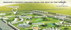 Amrapali The Hemisphere Golf Villas provide a million ways to experience the luxury living