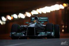 Lewis Hamilton, Qualifying, Monaco Grand Prix