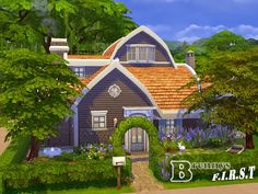 TOP Sims4 Downloads: BRENNY'S F.I.R.S.T.