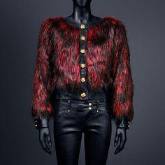 H&M x Balmain Jacket as seen on Kendall Jenner