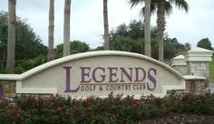 Legends Subdivision Clermont FL Homes for Sale and Mark