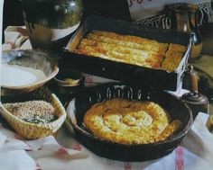 Podravina style strukli (one of Croatia's regions) Kašnjaki - can be sweet or salty