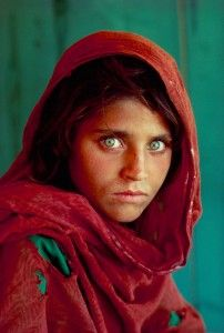 The exhibition, entitled Faces of Asia: Steve McCurry Photographs, has garnered numerous awards for photographer Steve McCurry, and it's no wonder. The images, taken in Afghanistan, Tibet, Cambodia and India, includes the mesmerizing photo taken in 1985 of an Afghan girl with piercing green eyes.