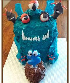 Monster cake :)