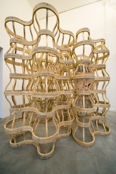 Richard Deacon, How Much Does Your Mind Weigh?