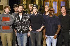 Saturday Night Live recap with Maroon 5 | Billboard