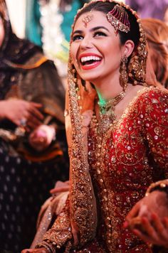 I hope to be this happy on my wedding day iA.