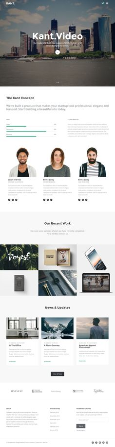 Kant is Premium full Responsive Parallax Retina HTML5 #Multipurpose Template. One Page. If you like this #Freelance Theme visit our handpicked list of best #FreelanceWebsite Templates at: http://www.responsivemiracle.com/best-freelance-website-templates/