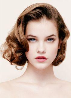 Adorable cut - Barbara Palvin