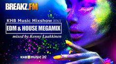 KHB Music Mix-Show mixed by Kenny Laakkinen 2-2016  Tracklist: EDM & House Megamix incl. 1. Jerome Klark – Blow Ya Mine 2. Ian Turner & Tony T (NaXwell Remix) 3. MC Duro – Way Home 4. MD911 – Were just a bit (MVZA_Remix) 5. Jack & Jones – Do U Mine (Club Mix) 6. DJ Territo – Back To You (DJ JUMA and Threepoints Remix) 7. Martin Nocun – Est #DJTerrito #EDM #EDMHouseMegamix #HouseMegamix #KennyLaakkinen #KHBMusic #MixShow #Mixtape #Youtube #Musik #Hiphop