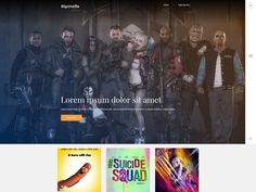 If you do not miss any film premieres, really like to go to the cinema or private screenings, and your friends say that you are crazy about cinematography, in this case, you are a definitely cinemaholic. And if you still have not realized your passion in your life, then you are at the right place and time with this free WordPress theme.