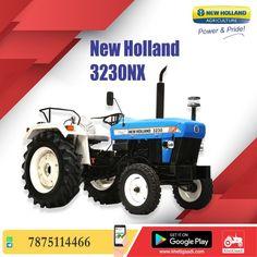 New Holland 3230 Nx ✔️HP: 42HP ✔️No. of cylinder: 3 Cylinder ✔️Gear Box Type: 8 Forward + 2 Reverse पूरी जानकारी मिलेगी यहाँ ➡️ #KhetiGaadi #CNH #NewHolland3230Nx #TractorPrice