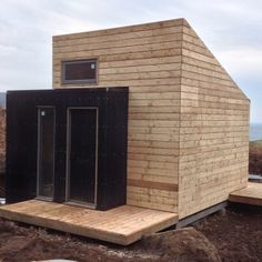 The Bothy Project » Build Phase 3