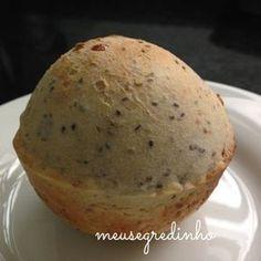 Pão de q? Pão de Batata Doce, fit e funcional!