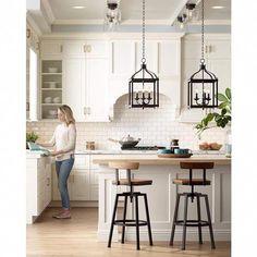 The kitchen that is top-notch white kitchen , modern kitchen , kitchen design ideas! Home Decor Kitchen, Kitchen Furniture, Diy Kitchen, Kitchen Backsplash, Kitchen Countertops, Kitchen Pantries, Wood Furniture, Kitchen Appliances, Awesome Kitchen