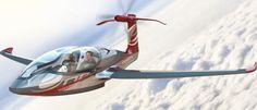 LSA EQP2 Excursion Electric Airplane