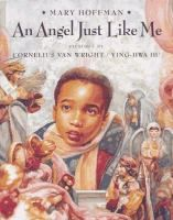 An African-American child wonders why all Christmas tree angels look alike and sets out to find an angel that looks just like him - See more at: http://www.buffalolib.org/vufind/Record/946161#sthash.hmZmLmQC.dpuf