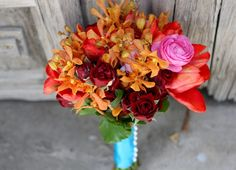 Purple wedding bouquets have become one of the more popular floral design choices